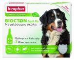 Beaphar Biocton Spot-On Αμπούλες για Μεγαλόσωμους Σκύλους