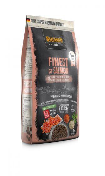 Belcando Finest Salmon Ξηρά Τροφή Grain Free 1Kg