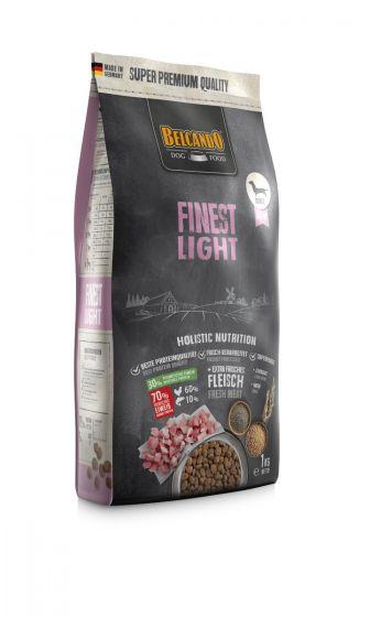 Belcando Finest Light Ξηρά Τροφή Σακί 1Kg