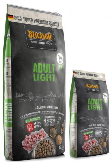Belcaldo Adult Light Ξηρά Τροφή για Σκύλους Σακί 12,5kg + 1kg ΔΩΡΟ