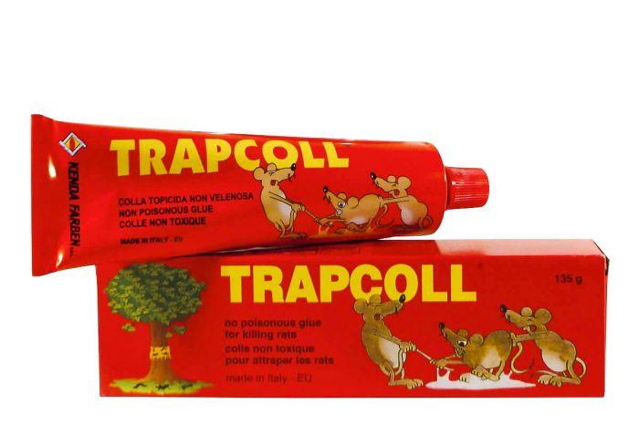 Trapcoll Κόλλα Ποντικών και Εντόμων Σωληνάριο 135g