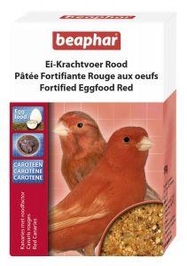 Beaphar Fortified Canary Eggfood Red Κόκκινη Πατέ Αυγοτροφή για Πτηνά 150gr