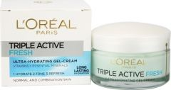 L'Oreal Triple Active Κρέμα Ημέρα Fresh 50ml
