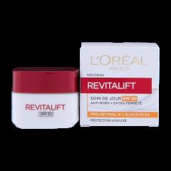 L'Oreal Revitalift Αντιρυτιδική Κρέμα Ημέρας SPF30 50ml