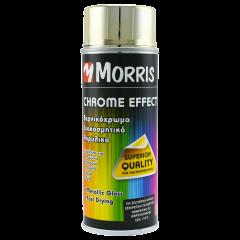 Morris Spray Chrome Effect Gold 28536 400ML