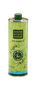Εξαιρετικό παρθένο ελαιόλαδο Ένωσης Μεσσηνίας 500 ml μεταλλικό δοχείο