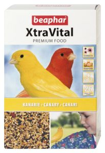Beaphar XtraVital Premium Canary 500gr