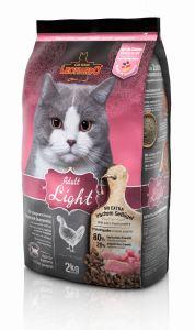 Leonardo Light Ξηρά Τροφή για Γάτες 2kg