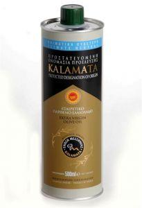 Π.Ο.Π. Καλαμάτα Εξαιρετικό παρθένο ελαιόλαδο 500 ml μεταλλικό δοχείο