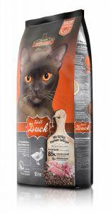Leonardo Adult Duck Ξηρά Τροφή για Γάτες Σακί 15kg