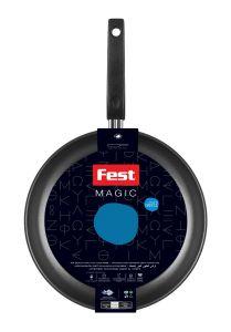 Fest Magic Αντικολλητικό Τηγάνι Βαθύ Νο28 0061125
