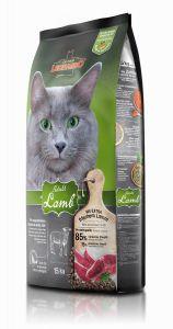 Leonardo Adult Lamb Ξηρά Τροφή για Γάτες Σακί 15kg