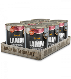 Belcando Lamb Σετ 6 Κονσέρβες για Σκύλους 6x800gr