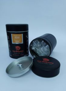 Tea Odyssey Πηνελόπη Bio Χαμομήλι Tinbox 20 πυραμίδες