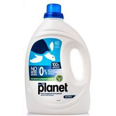 My Planet Υγρό Απορρυπαντικό Ρούχων Natural 25 μεζούρες