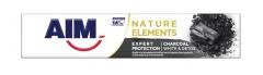 Aim Nature Elements Οδοντόκρεμα με Άνθρακα 75ml
