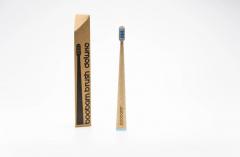 Boobam Brush Οδοντόβουρτσα Deluxe Ενηλίκων Soft Μπλέ