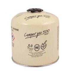 Camper Gaz Φιάλη Βουτανίου με Βαλβίδα 500γρ