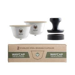 WayCap Complete Kit για Μηχανή Dolce Gusto 2 Κάψουλες