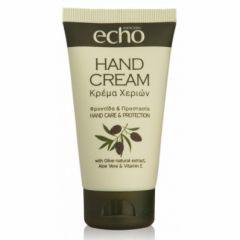 Echo Ενυδατική Κρέμα Χεριών με Εκχύλισμα Ελιάς 75ml
