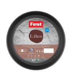 Fest Lithos Ταψί Στρογγυλό Νο.28 0061264