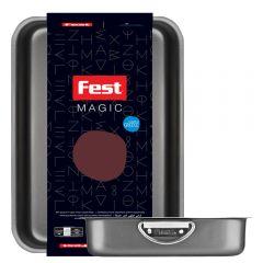 Fest Magic Αντικολλητικό Ταψί Νο 3 40x30x7cm 0061192