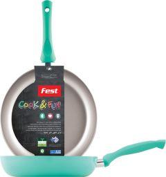 Fest Cook & Fun Βαθύ Αντικολλητικό Τηγάνι No24