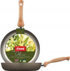 Fest Olive Βαθύ Αντικολλητικό Τηγάνι No26
