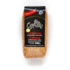 Ζυμάρ Παραδοσιακός τραχανάς μεσογειακός-πικάντικος 500 γρ. 100% Vegan