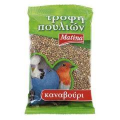 Matina Τροφή Πουλιών Καναβούρι 200γρ.