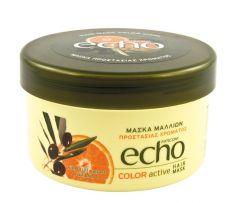 Farcom Echo Μάσκα Μαλλιών για Προστασία του Χρώματος 250ml