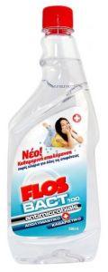 Flos Bact 100 Antimicrobials Απολυμαντικό & Καθαριστικό Aνταλλακτικό 500ML