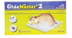 Glue Master 2 Παγίδες Κόλλας Μεσαίες