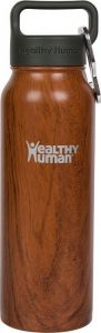 Healthy Human Ανοξείδωτο Μπουκάλι 621ml 21oz-Harvest Maple