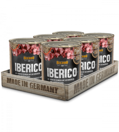 Belcando Σετ 6 Kονσέρβες Iberico Άγριου Μαύρου Χοίρου Ιβηρίας 6x800gr