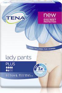 Tena Lady Pants Plus LARGE 8τεμ