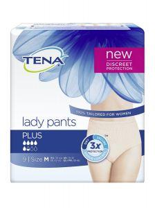 Tena Lady Pants Plus MEDIUM 9τεμ
