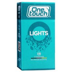 One Touch Προφυλακτικά Lights 12 τεμ