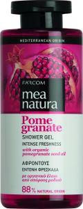 Mea Natura Pomegranate Αφροντούς Έντονη Φρεσκάδα