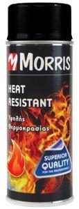 Morris Spray Υψηλής Θερμοκρασίας 800°C Μαύρο 28547