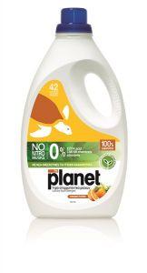 My Planet Υγρό Απορρυπαντικό Ρούχων Orange Power 42 Μεζούρες