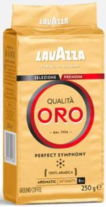 Lavazza Oro Αλεσμένος Καφές Εσπρέσο 250γρ