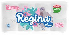 Regina Planet Χαρτί Υγείας 8 ρολά 3φυλλα