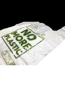 TESSERA BIO Matter Τσάντα T-Shirt 27X43cm Σετ 100τεμ. No More Plastic