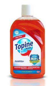 Topine Plus Απολυμαντικό Red Pine 1L
