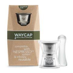 WayCap Nespresso Complete Kit 2 Κάψουλες