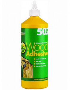 Wood Adhesive 502 Συγκολλητικό Ξύλου 250ml